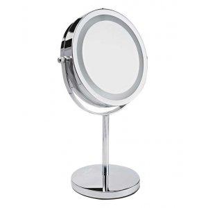 Косметическое зеркало с подсветкой Gezatone lm194 купить