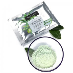 Альгинатная маска суперувлажняющая и заживляющая с Aloe Vera / Hydra Recovery Alginate Mask, BeASKO - 30 гр
