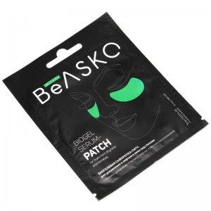 Биогелевая сыворотка-патч для увлажнения и лифтинга кожи под глазами / Biogel Serum-Patch For Eyes From Dryness And Wrinkles, Best Eyes, BeASKO - 10 мл