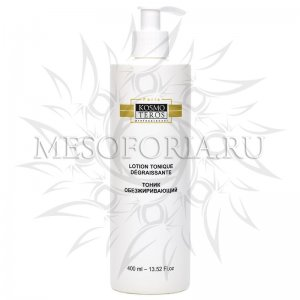 Обезжиривающий лосьон-тоник для подготовки кожи к химическому пилингу / Lotion Tonique Degraissante, Kosmoteros (Космотерос), 400 мл