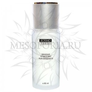 Стимулирующая крем-маска с бриллиантами / Masque Stimulant AUX Diamants, Beaute & Vie, Kosmoteros (Космотерос) - 80 мл