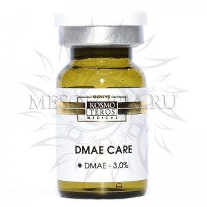 Антивозрастной концентрат KOSMO-DMAE 3% (лифтинг, увлажнение) / DMAE Care, Kosmoteros (Космотерос), 6 мл для мезороллеров