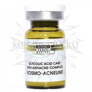 Мезококтейль мезопилинг с гликолевой кислотой / Kosmo-Acneline Kosmoteros (Космотерос), 6 мл