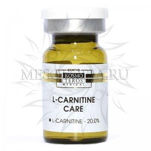 Антицеллюлитный концентрат с L-карнитином Kosmoteros (Космотерос), 6 мл