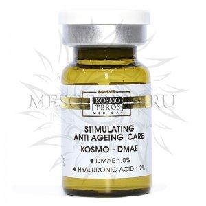 Мезококтейль омолаживающий с KOSMO-DMAE 1% и гиалуроновой кислотой Kosmoteros (Космотерос), 6 мл