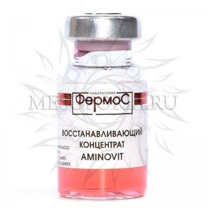 Восстанавливающий концентрат Aminovit Kosmoteros (Космотерос), 6 мл