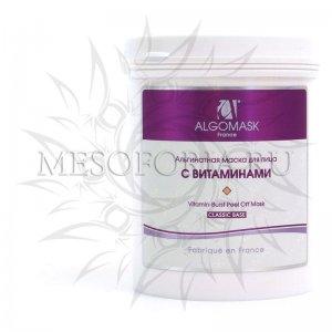 Альгинатная маска с витаминами для лица (Vitamin-Burst Peel of Mask), 200 гр Algomask купить