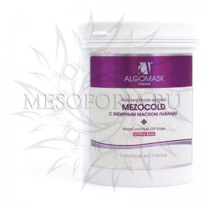 Альгинатная маска Mezocold с охлаждающим комплексом (Mezocold Peel of Mask), 200 гр Algomask купить