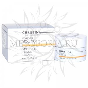 Крем для интенсивного увлажнения / Moisture Fusion Cream, Forever Young, Christina (Кристина) - 50 мл