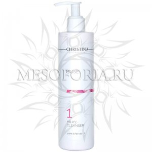 Очищающее молочко (шаг 1) / Milky Cleanser, Muse, Christina (Кристина) - 300 мл
