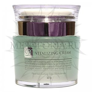 Крем для лица антистрессовый ревитализующий / Vitalizing Cream, Dermaheal (Дермахил), 40 мл купить