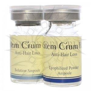 Stem C'rum HL Anti-hair Loss (Двухфазная сыворотка для укрепления волос), Dermaheal (Дермахил), 5 мл*2 амп купить