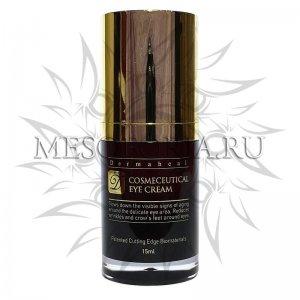 Крем для век омолаживающий / Cosmeceutical Eye Cream, Dermaheal (Дермахил), 15 мл купить