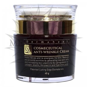 Омолаживающий крем для лица / Cosmeceutical Anti-Wrinkle Cream, Dermaheal (Дермахил), 40 мл купить