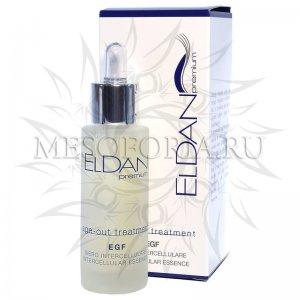 Активная регенерирующая сыворотка EGF / EGF Intercellular Essence, Age-Out Treatment, Premium, Eldan Cosmetics (Элдан косметика), 30 мл