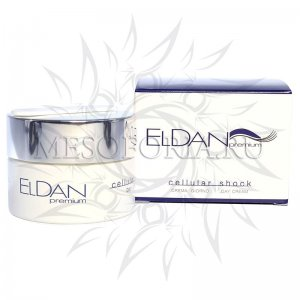 Дневной крем «Premium Cellular Shock» / Cellular Shock Day Cream, Premium, Eldan Cosmetics (Элдан косметика), 50 мл