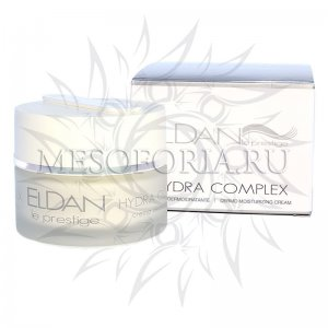 Увлажняющий крем с экстрактом орхидеи / Hydra Complex Dermo Moisturizing Cream, Le Prestige, Eldan Cosmetics (Элдан косметика), 50 мл