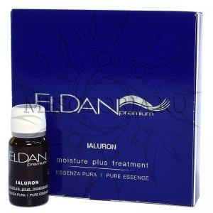 Эссенция с гиалуроновой кислотой / Ialuron Pure Essence, Ialuron Treatment, Premium, Eldan Cosmetics (Элдан косметика), 10 мл