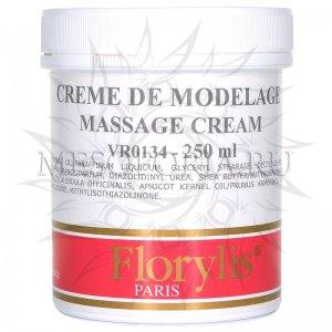 Массажный крем / Massage Cream, Florylis (Флорилис) - 250 мл