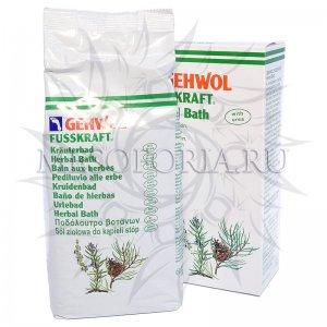 Травяная ванна / Fusskraft Herbal Bath, Gehwol (Геволь), 400 гр