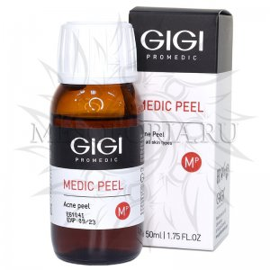 Лосьон-пилинг Акнепил / Acne Peel, Medic Peel, GiGi (Джи Джи) - 50 мл