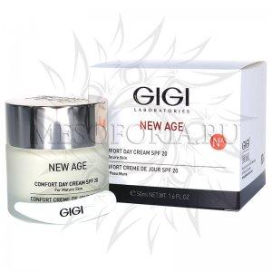 SPF20 Крем-комфорт дневной / Comfort Day Cream SPF 20, New Age, GiGi (Джи Джи) - 50 мл