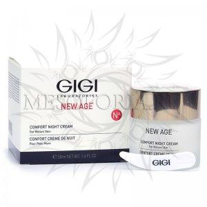 Крем-комфорт ночной / Comfort Night Cream, New Age, GiGi (Джи Джи) - 50 мл