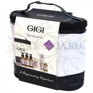 Профессиональный набор / Treatment kit, Nutri-Peptide, GiGi (Джи Джи)