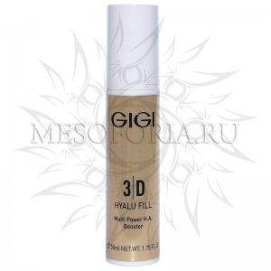 Крем-филлер трехмерный Гиалу Фил / 3D Hyalu Fill, Outserial, GiGi (Джи Джи) - 50 мл