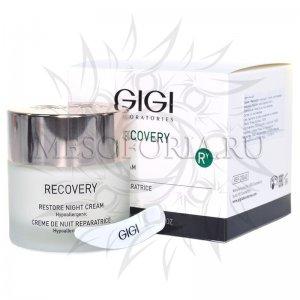 Восстанавливающий ночной крем / Restore Night Cream, Recovery, GiGi (Джи Джи) - 50 мл
