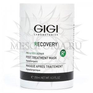 Регенерирующая маска / Post Treatment Mask, Recovery, GiGi (Джи Джи) - 250 мл