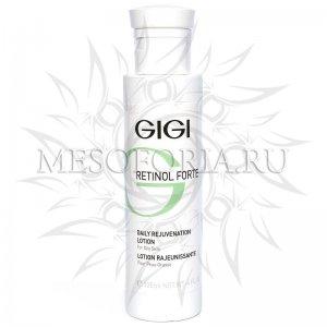 Лосьон-пилинг для жирной кожи «Ретинол Форте» / Daily Rejuvenation Lotion, Retinol Forte, GiGi (Джи Джи) - 120 мл