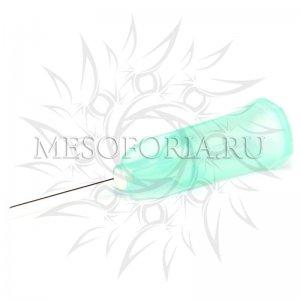 "Иглы для мезотерапии и микроинъекций ""Meso-relle"" 33G  х 12 мм, 1 шт"