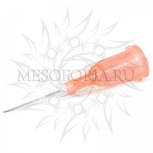 Игла для мезотерапии одноразовая инъекционная стерильная 29G (0,33 х 12 мм), KDM, KD-Fine, 1 шт