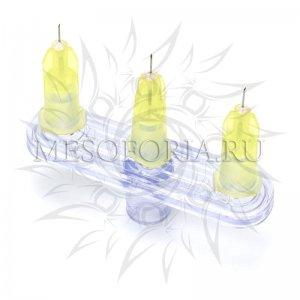 Мультиинжектор линейный на 3 игл Meso-relle