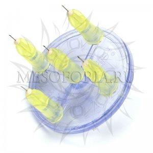 Мультиинжектор круглый на 5 игл Meso-relle