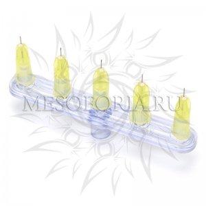 Мультиинжектор линейный на 5 игл Meso-relle