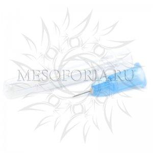 "Иглы для мезотерапии и микроинъекций ""Meso-relle"" 31G 0,26 х 6 мм, 1 шт"