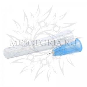 "Иглы для мезотерапии и микроинъекций ""Meso-relle"" 31G 0,26 х 4 мм, 1 шт"