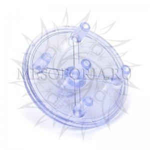 Мультиинжектор круглый без игл Meso-relle