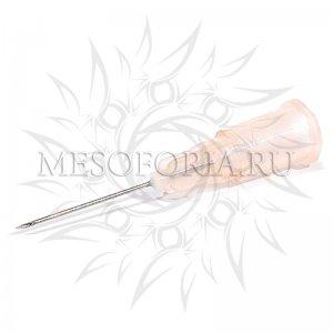 Игла для мезотерапии одноразовая инъекционная стерильная 26G (0,45 х 16 мм), SFM, 1 шт