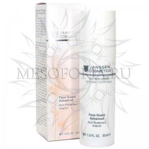 Лёгкая солнцезащитная основа SPF 30 / Face Guard Advanced, All Skin Needs, Janssen Cosmetics (Янсен косметика), 30 мл