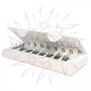 Реструктурирующая сыворотка с лифтинг-эффектом / Anti-Wrinkle Booster, Ampoules, Janssen Cosmetics (Янсен косметика), 7 х 2 мл