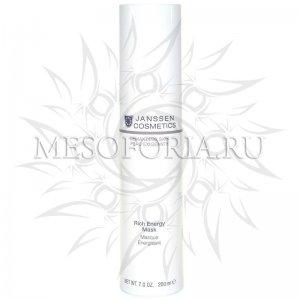 Энергонасыщающая регенерирующая маска / Rich Energy Mask, Demanding skin, Janssen Cosmetics (Янсен косметика), 200 мл