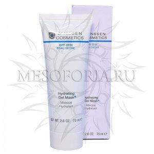 Увлажняющая гель-маска с аквапоринами / Hydrating Gel Mask+, Dry Skin, Janssen Cosmetics (Янсен косметика), 75 мл