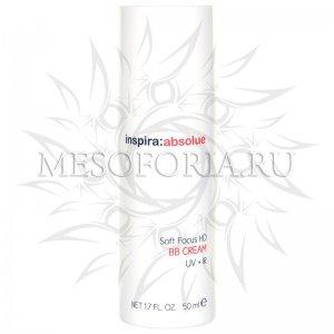 ВВ-крем, выравнивающий цвет кожи, с солнцезащитным эффектом / Soft Focus HD BB Cream, Inspira Absolue, Janssen Cosmetics (Янсен косметика), 50 мл