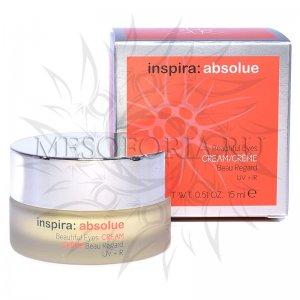 Интенсивный крем-уход для кожи вокруг глаз / Beautiful Eyes Cream, Inspira Absolue, Janssen Cosmetics (Янсен косметика), 15 мл