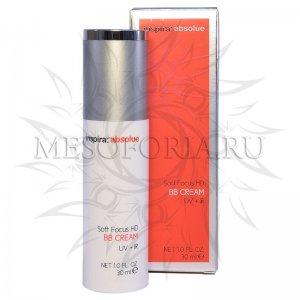 ВВ-крем, выравнивающий цвет кожи, с солнцезащитным эффектом / Soft Focus HD BB Cream, Inspira Absolue, Janssen Cosmetics (Янсен косметика), 30 мл