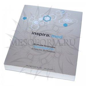 Двухфазная сыворотка для экспресс-восстановления / Bi Phase Ampoules Neurogenetics, Inspira Med, Janssen Cosmetics (Янсен косметика), 14 x 2 мл