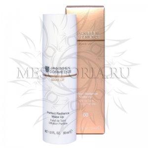 Стойкий тональный крем с UV-защитой SPF-15 (Тон 00 самый светлый) / Perfect Radiance Make Up, Janssen Cosmetics (Янсен косметика), 30 мл